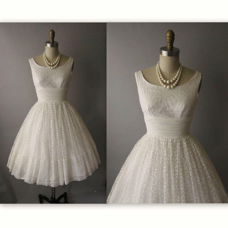 50 S Prom Dress Vintage 1950 S White Lace Chiffon Etsy Prom Dresses Vintage 50s Prom Dresses Prom Dresses Vintage 1950s [ 1500 x 1499 Pixel ]