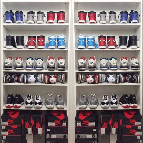 http://SneakersCartel.com Sneakerhead Goals #sneakers #shoes #kicks #jordan #lebron #nba #nike #adidas #reebok #airjordan #sneakerhead #fashion #sneakerscartel http://www.sneakerscartel.com/sneakerhead-goals/