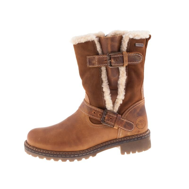 7588d7d7df15b Tamaris 1 26433 23 Womens Ladies Nut Duo Tex Fleece Lined Leather Boot: Tan:  40 - £99.99 - Top quality Detail.Jsp?Rpid=0&Rid=0 footwear from Barnets  Shoes