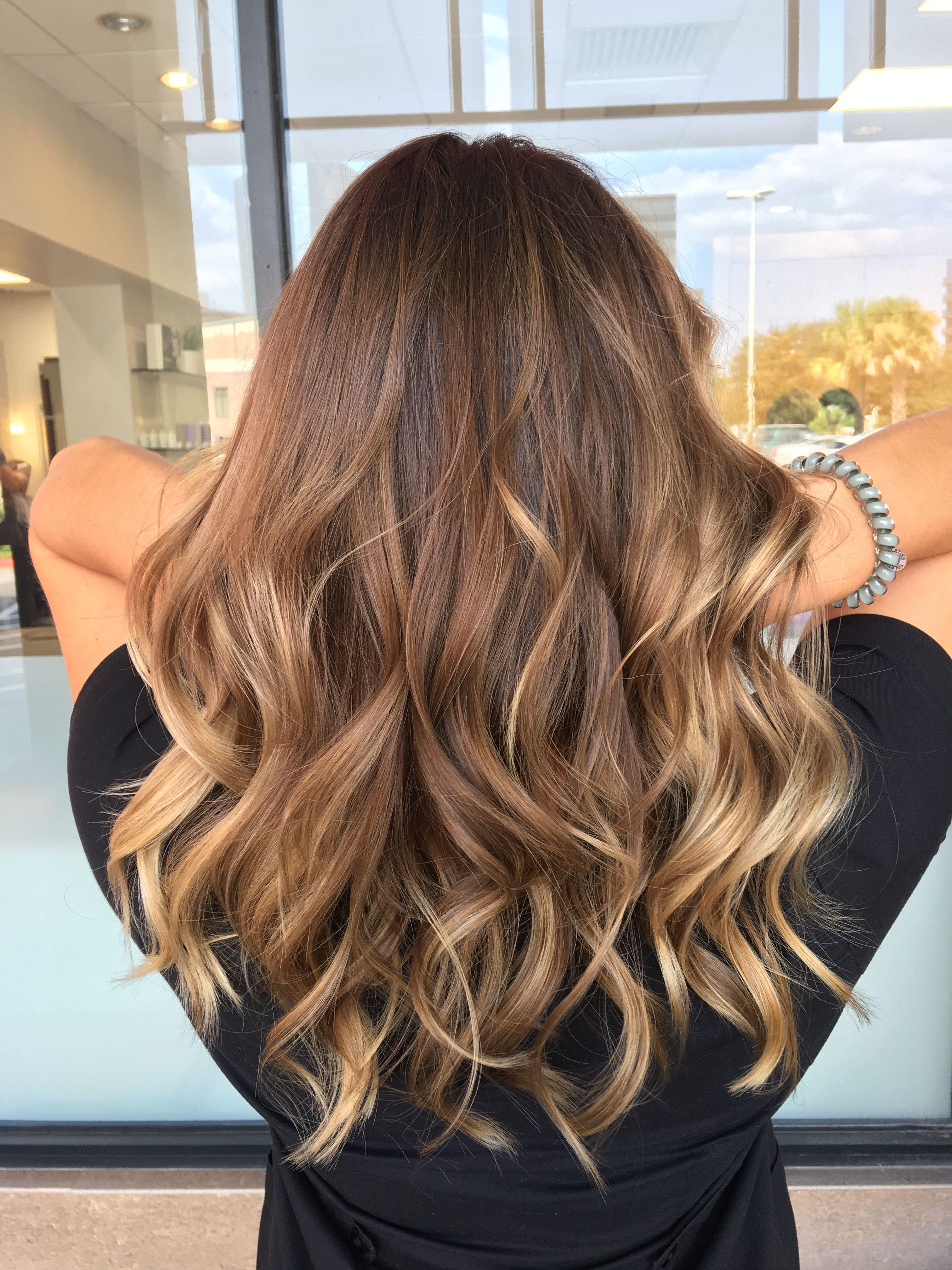 Balayage | Kurzhaarschnitte, Haarschnitt lange haare