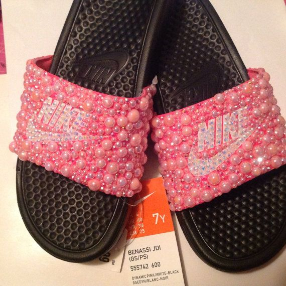 Best Shoes on. Nike SandalsNike Women's ShoesBling ...