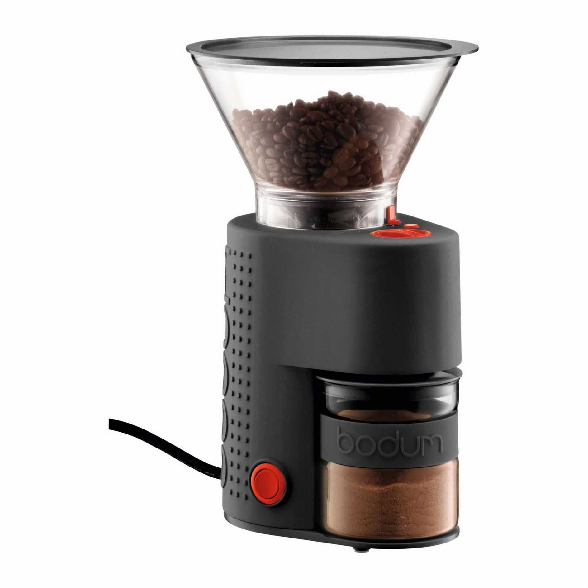 Bodum Kaffeemühle Bistro Schwarz günstig kaufen.