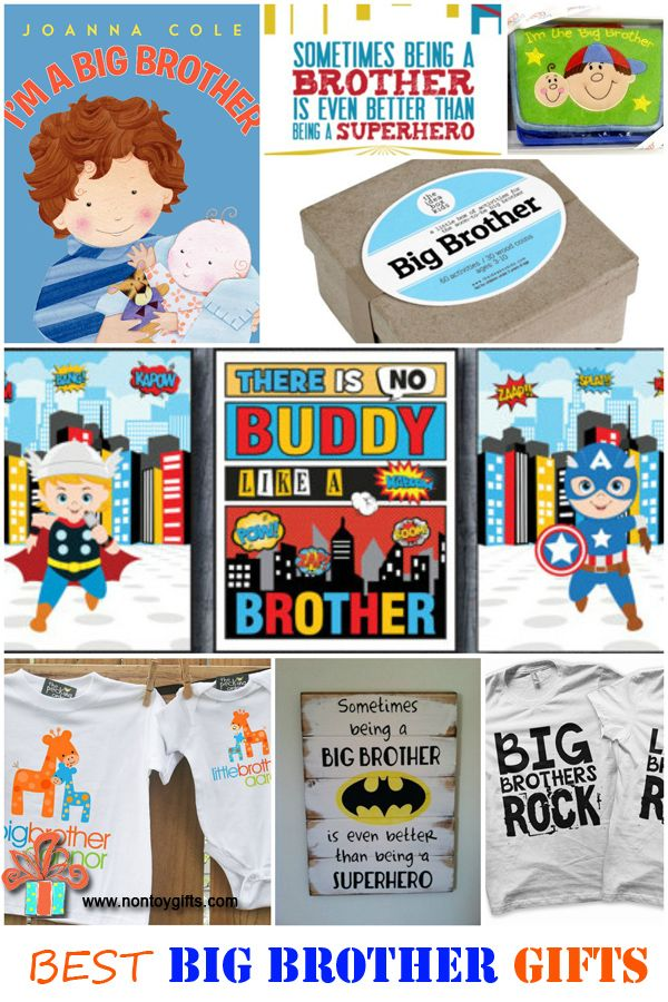 12 Big Brother Gifts Best Big Brother Gift Ideas Non