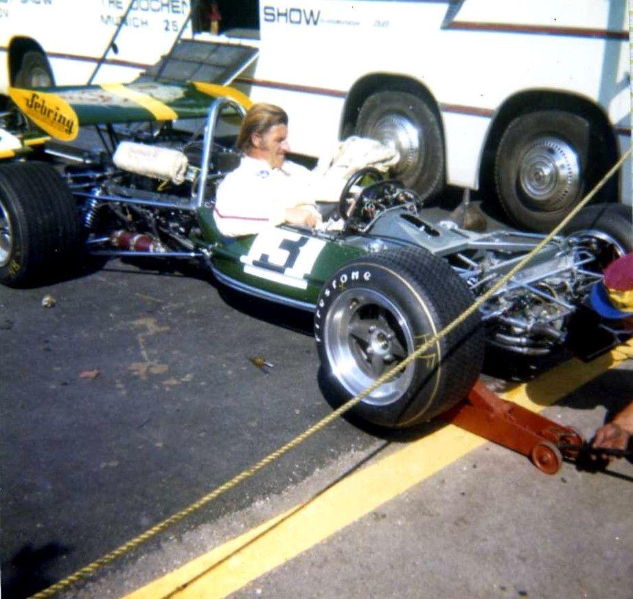 Jochen Rindt - Lotus 69 Cosworth FVA - Jochen Rindt Racing - I ...
