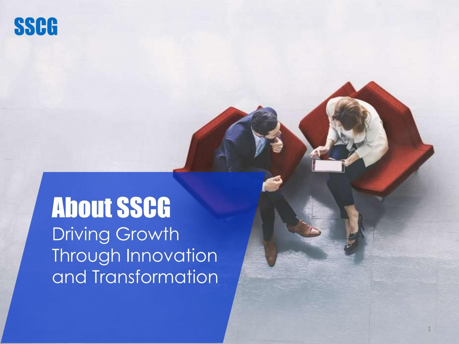About sscg driving growth through innovation and