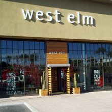 I am so excited to announce that I have been invited by West Elm, District At Green Valley Ranch to exhibit my art in their store in May! I love West Elm!!!!