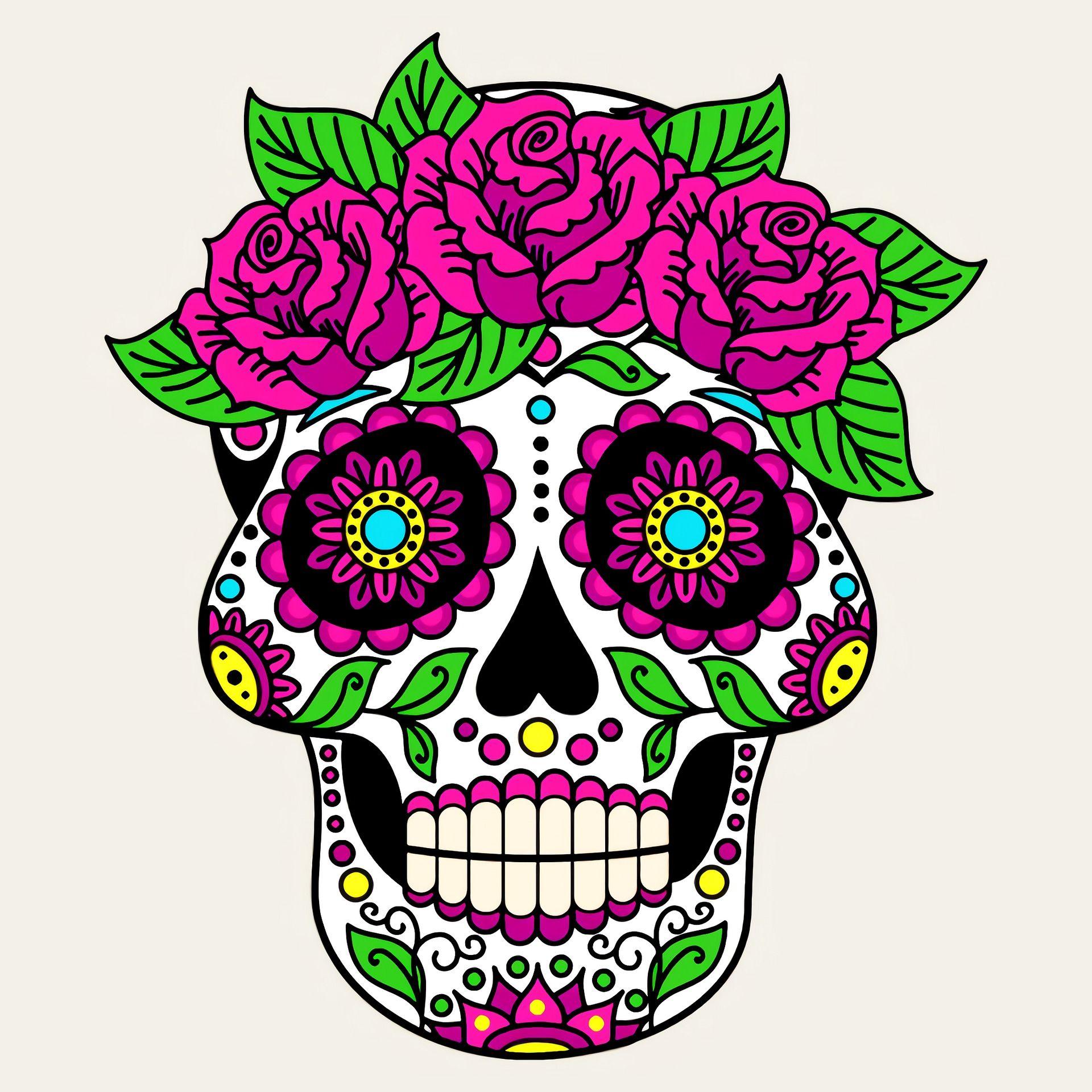 Pin En Calaveras Mexicanas