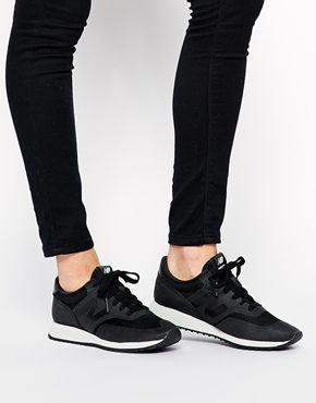 b9854e74c8d Image 4 of New Balance 620 Black Sneakers | shoezzz | Shoes, Black ...