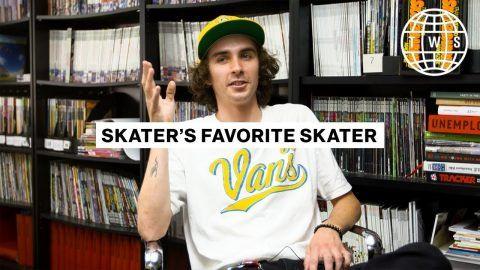 skater s favorite skater kyle walker transworld skateboarding