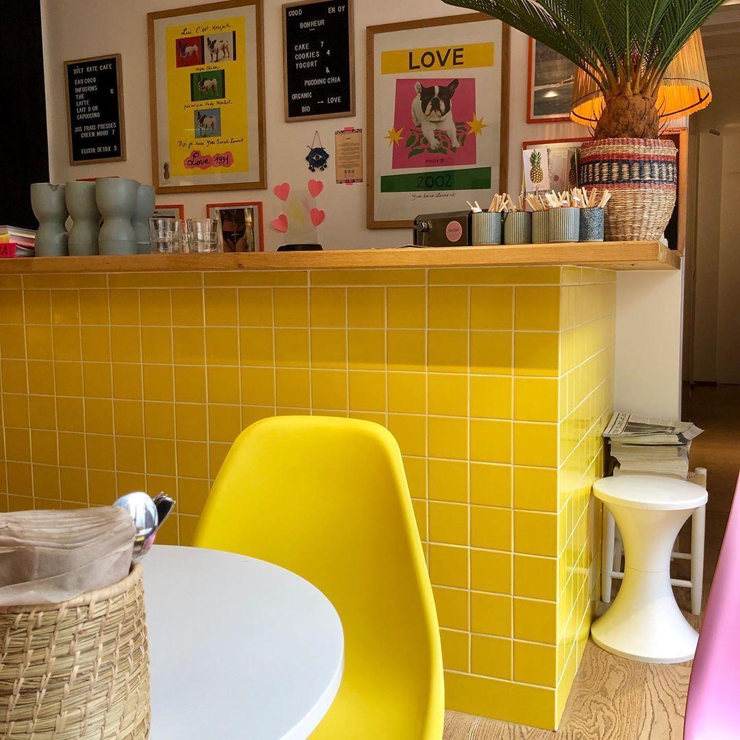 Late Lunch Au Diet Kate Un Lieu Colore Qui Nous Donne De L Energie Et Nous Inspire Chloeasimone Il Faut Que Je T Emmene Lorsque Tu Viens A Healthy Recipes