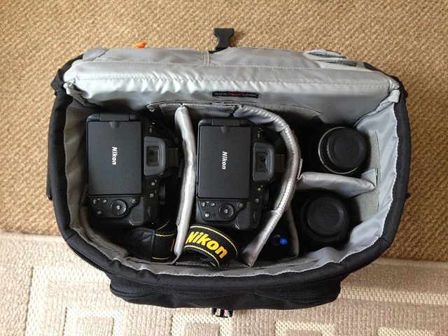 Lowepro Nova 200 AW with 2 Nikon D5200 | Photography | Nikon d5200