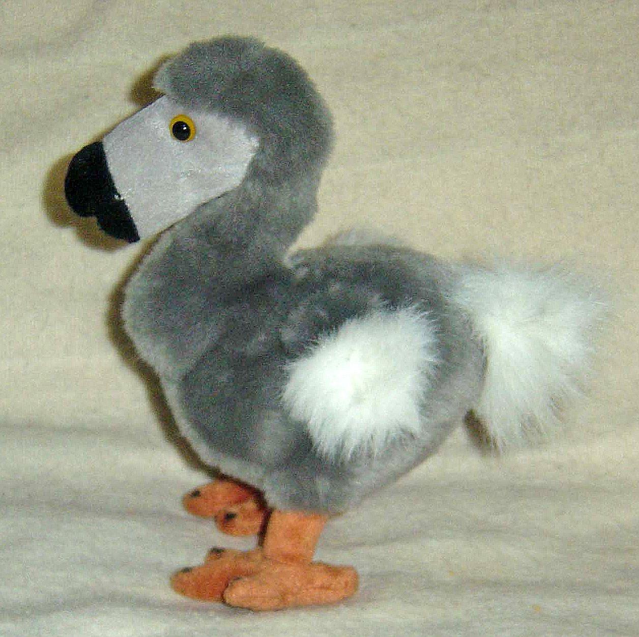 Rare Stuffed Dodo by Wild Republic. Gift from the creator Jeff ...