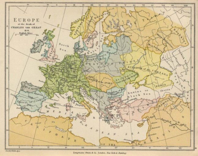 Europe 814 Serbia King Milutin And Developed State With His