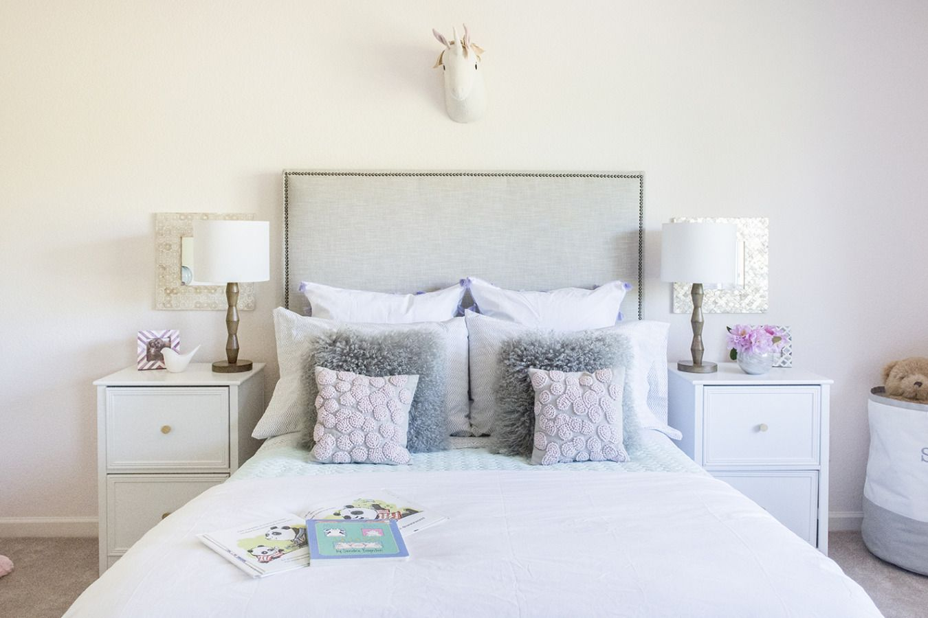 A Cute Room for Our Designer's Daughter | Room, Whimsical ...
