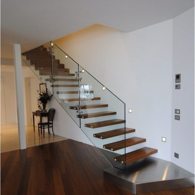 Best Cantilevered Stairs Stairs Design Modern Modern 400 x 300