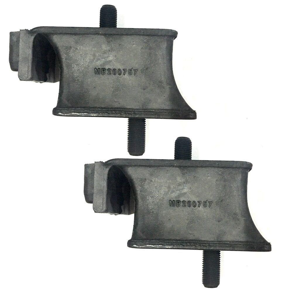 Sponsored eBay) 2 Front Insulator Engine Mounting For