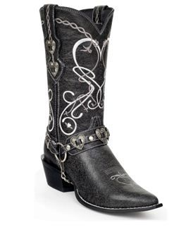 85f24fa0864 Heartbreaker Boot by Durango Crush* Full-Grain Leather Upper in ...