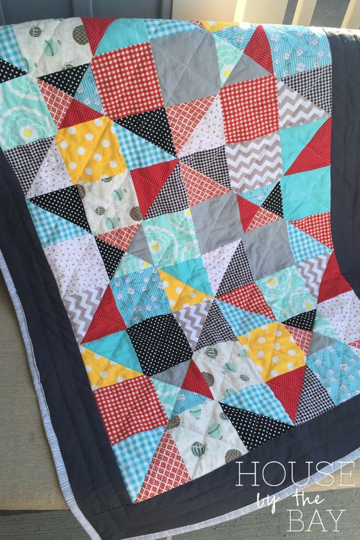 Bright baby boy quilt baby boy quilts boy quilts quilts