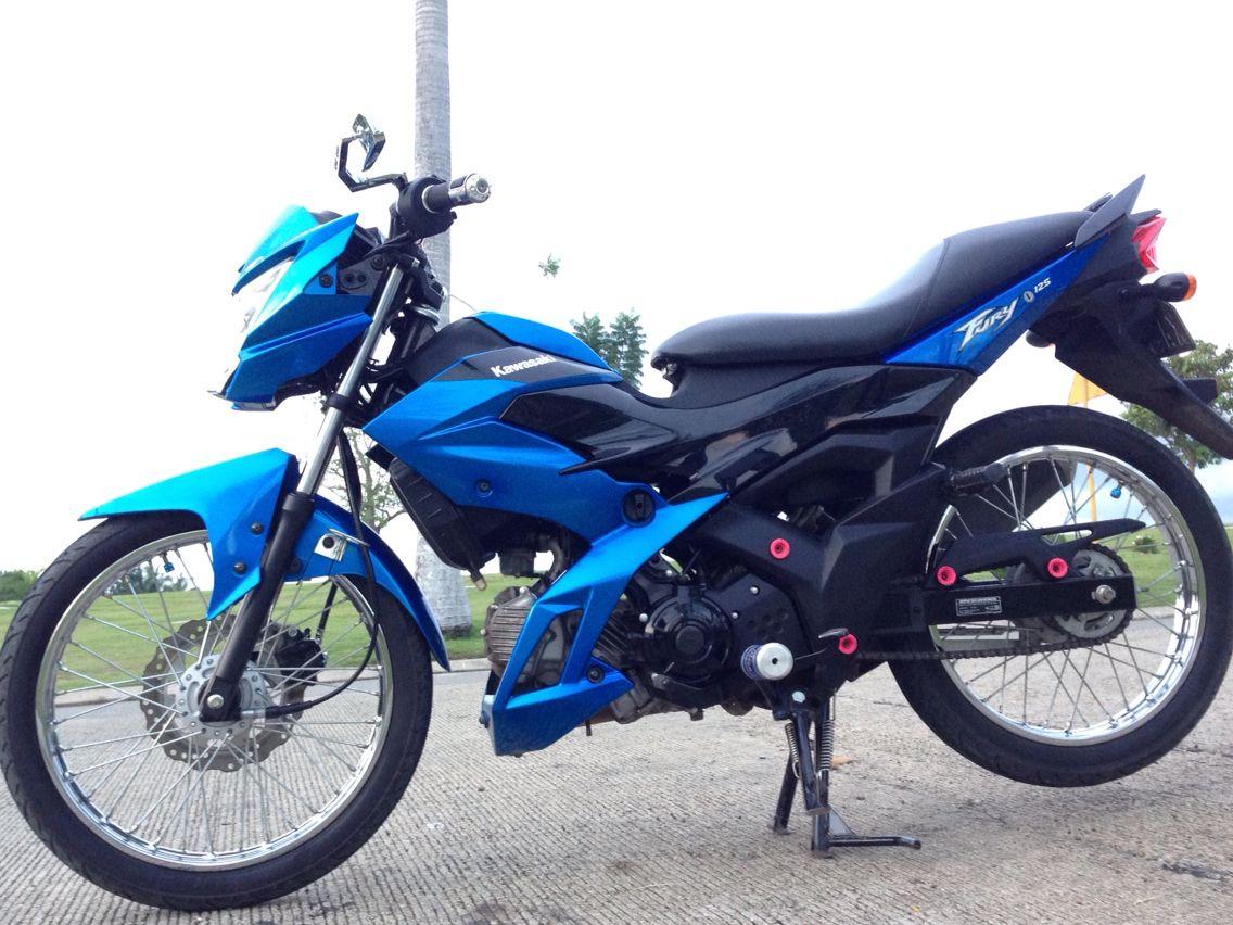 Kawasaki Fury 125 R Twinkletwinkle In 2019 Motorcycle Vehicles
