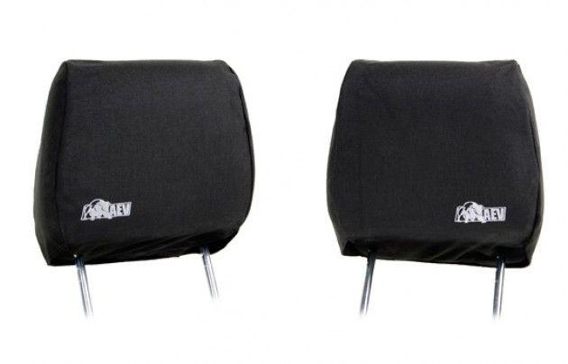 American Expedition Vehicles - JK CORDURA Headrest Covers