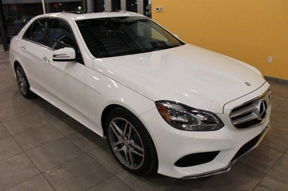 New 2015 Mercedes Benz E Class E350 Sport White Sedan Serving West Fargo Jamestown Fargo North Dakota Benz E Class E350 Mercedes Mercedes Benz E350