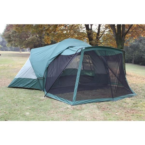 9 Person Tent Large Family C&ing Hiking Dome Screen Room Door Enclosure New  sc 1 st  Pinterest & 9 Person Tent Large Family Camping Hiking Dome Screen Room Door ...