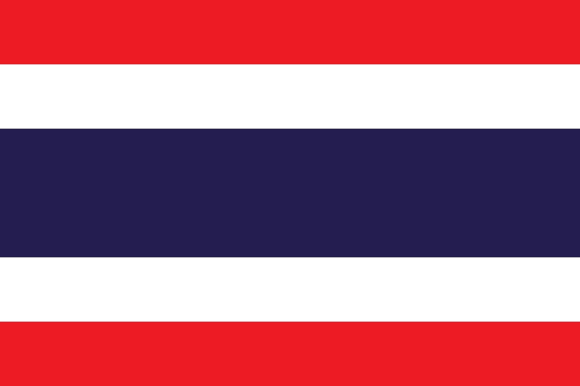 Thailand Country Flag Thailand Flag Flags Of The World Flag