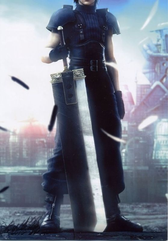 Crisis Core Final Fantasy With Images Final Fantasy Vii Final
