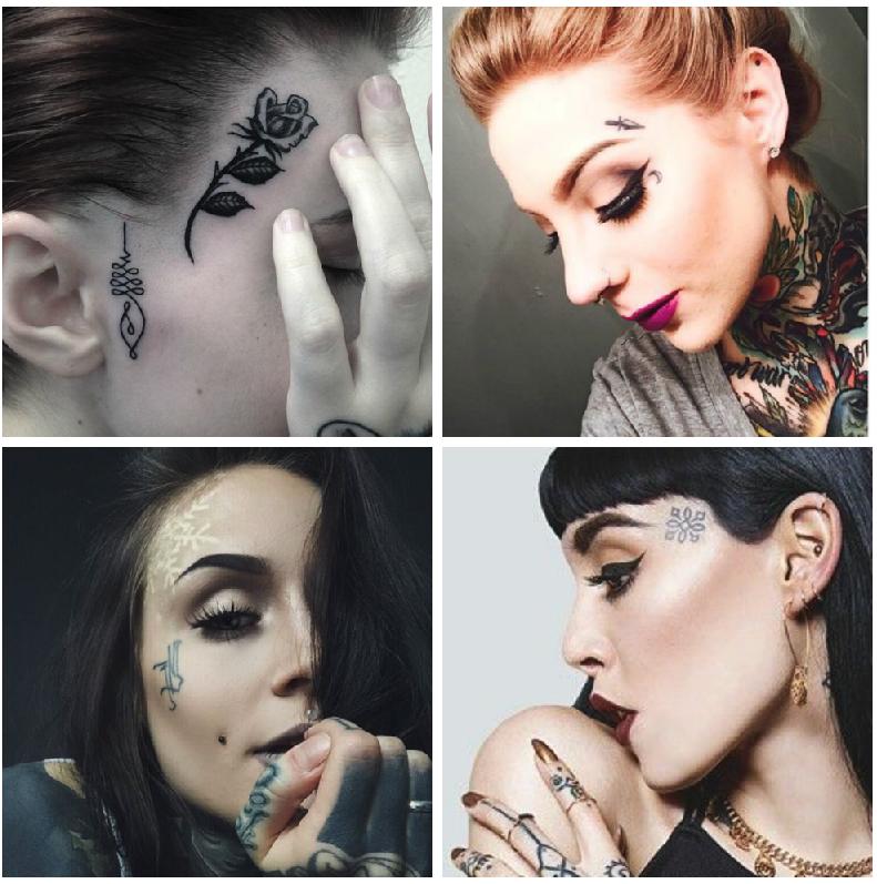 Post Image Tatuajes En La Cara Tatuaje En La Cara Tatuajes