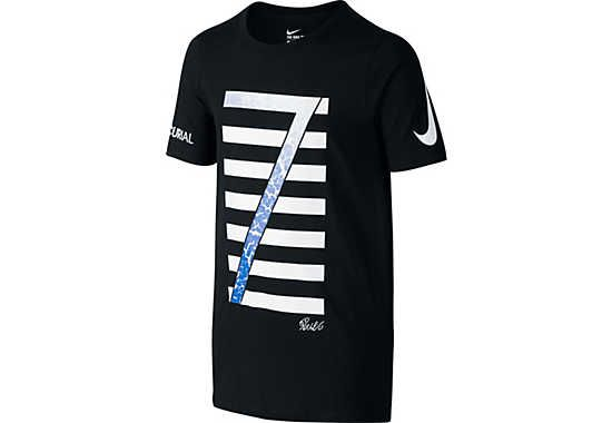 quality design acfc7 e6dfe The Kids Nike CR7 Mercurial Logo Tee is a hot seller at www ...