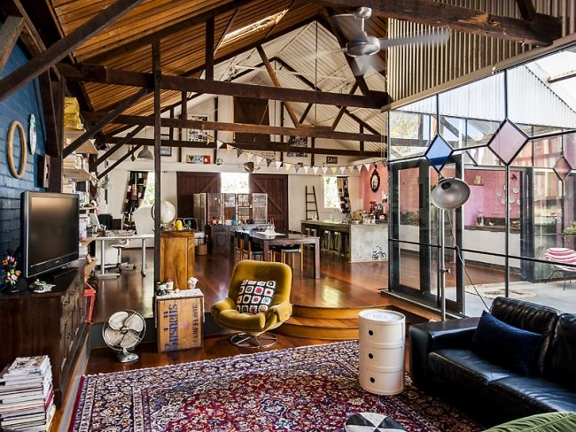 Outstanding Warehouse Houses Gallery - Best idea home design .
