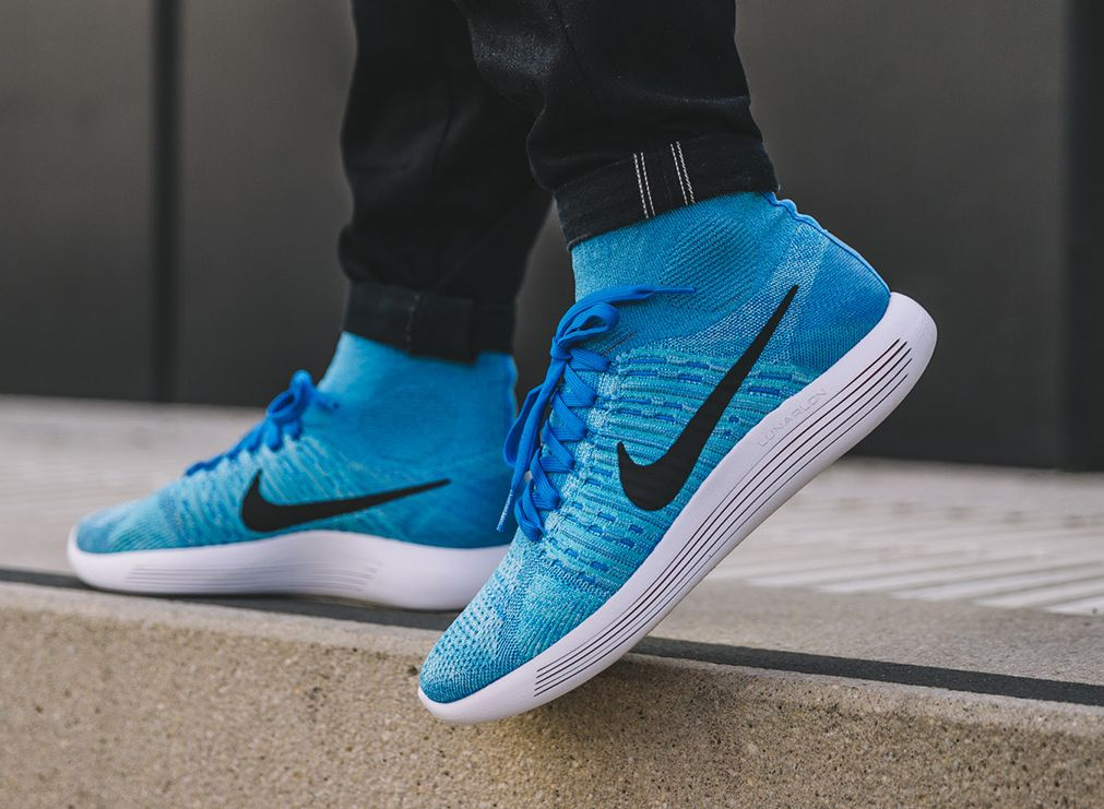 new concept 474bd 2f614 nike lunarepic flyknit high christmas