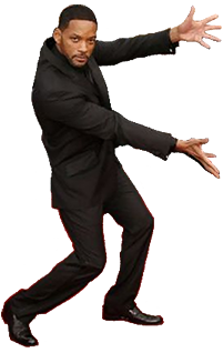 Image result for will smith pointing