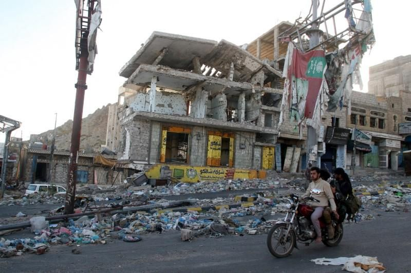 Saudi-led air strikes kill 41 civilians in Yemen - health official #World #iNewsPhoto