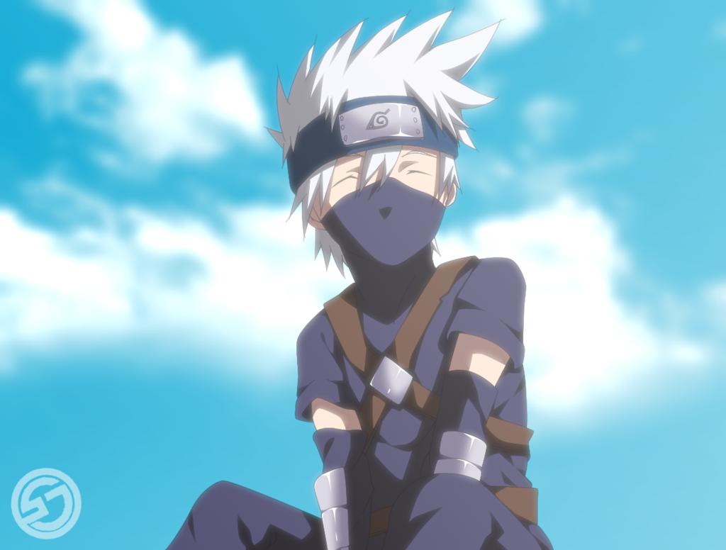 Young kakashi | Naruto...
