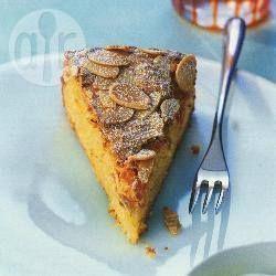Rezeptbild: Spanischer Orangen-Mandel-Kuchen
