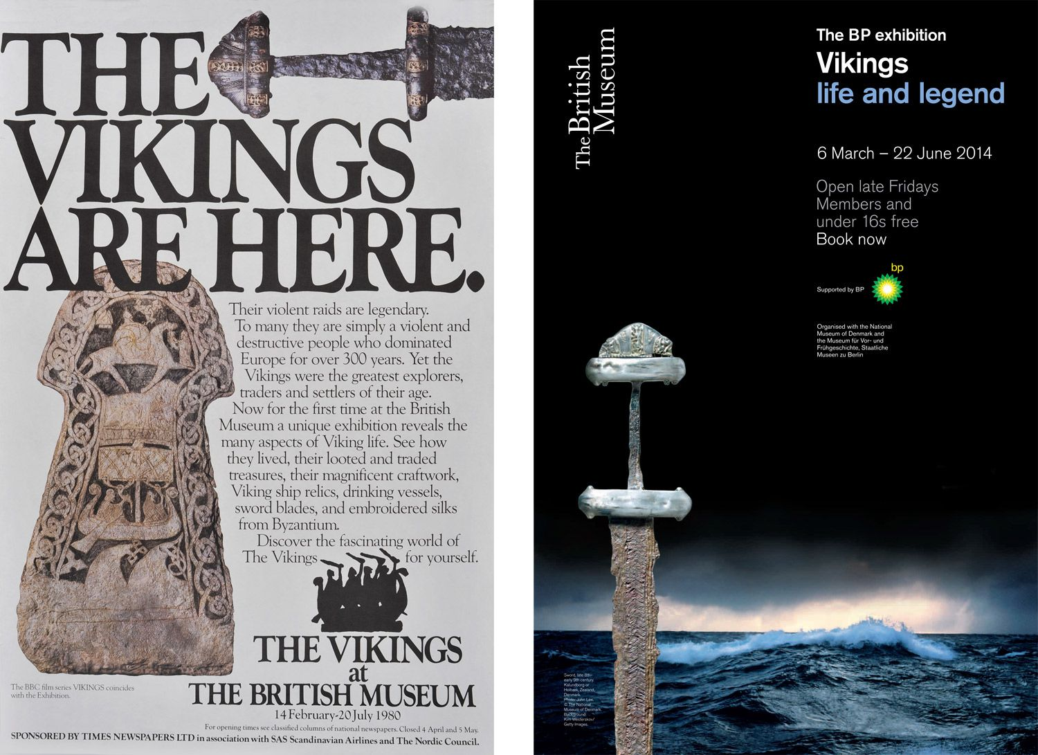 Retro Ad Of The Week The British Museum - Scandinavian museums in us