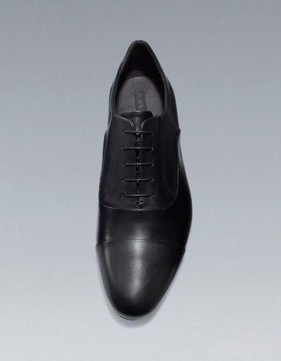 8181f7b6 FORMAL SHOE - Shoes - Man - ZARA Indonesia   Apparel like it ...
