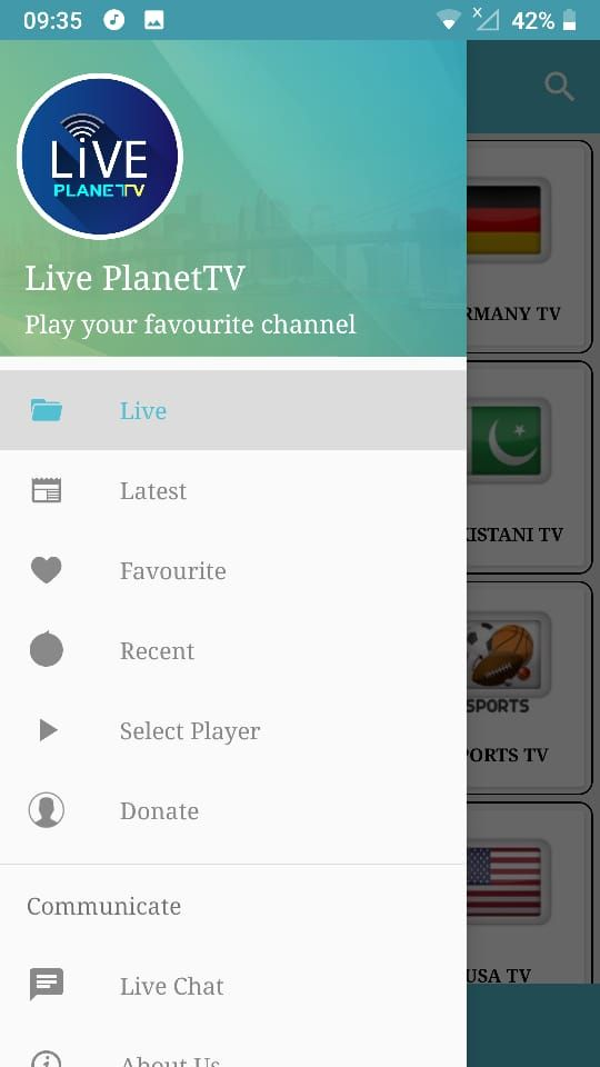 Live TV APK Download (Latest Version) v1.0.19 for