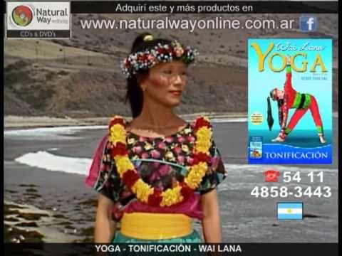 Yoga - Tonificación - Wai Lana