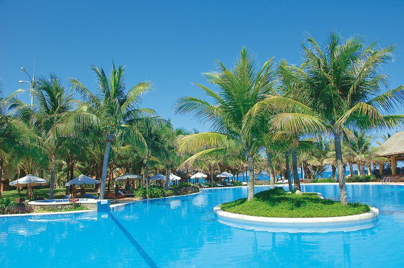Pandanus Beach Resort, Phan Thiet #vietnam