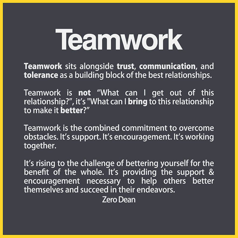 Best 25+ Teamwork Ideas On Pinterest