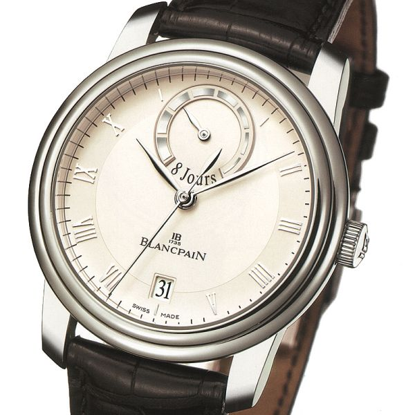 The Watch Quote: The Watch Quote: List Price and tariff for Blancpain…