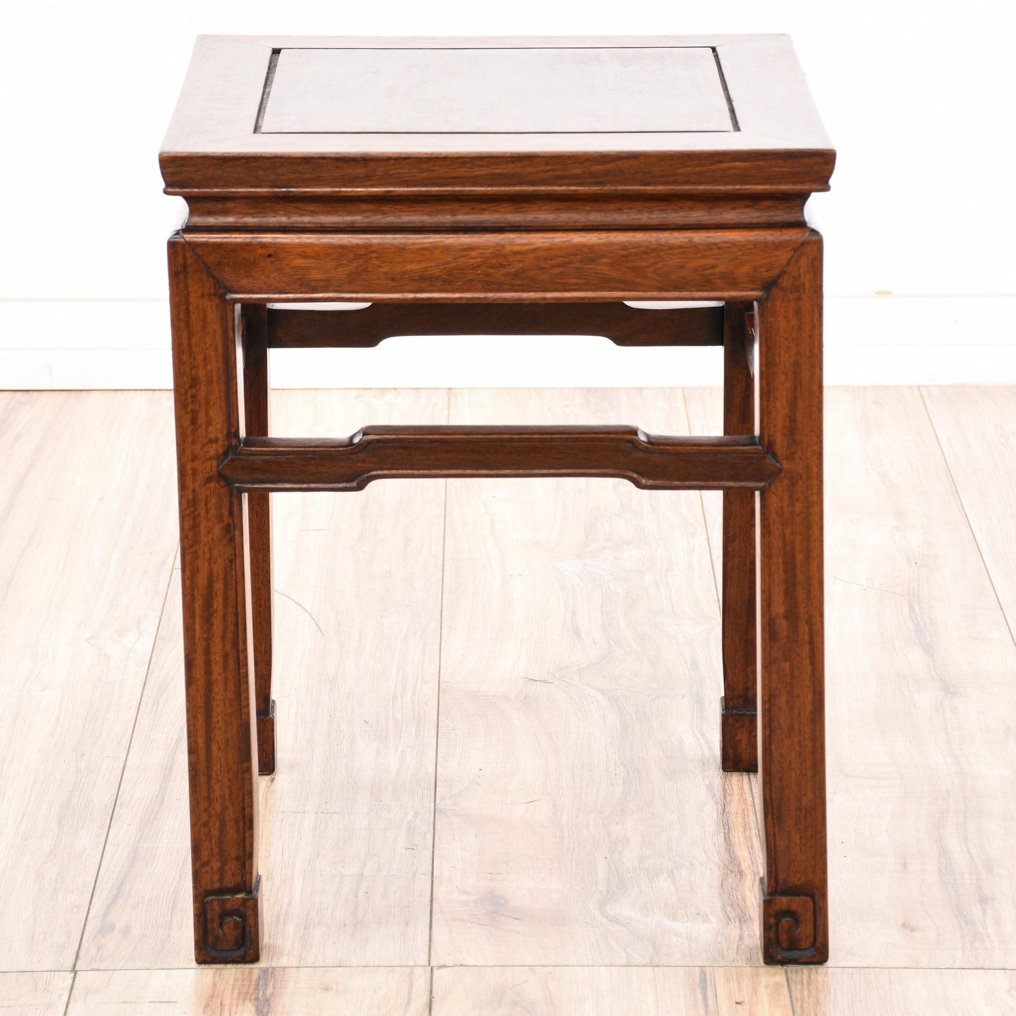 Small Asian Rosewood End Table As Tables and tyxgb76ajthis