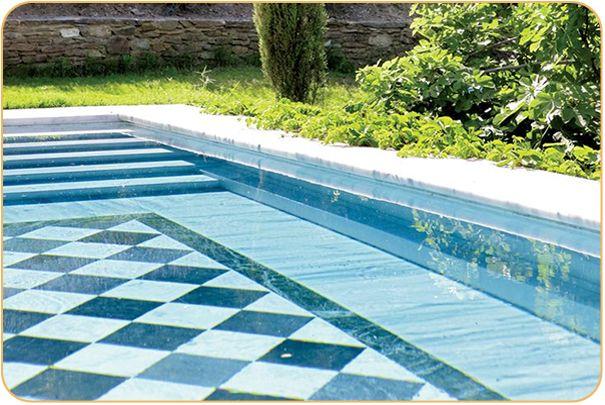 Swimming Pool Mosaic Tile Ideas | Swiming pool, Swimming ...