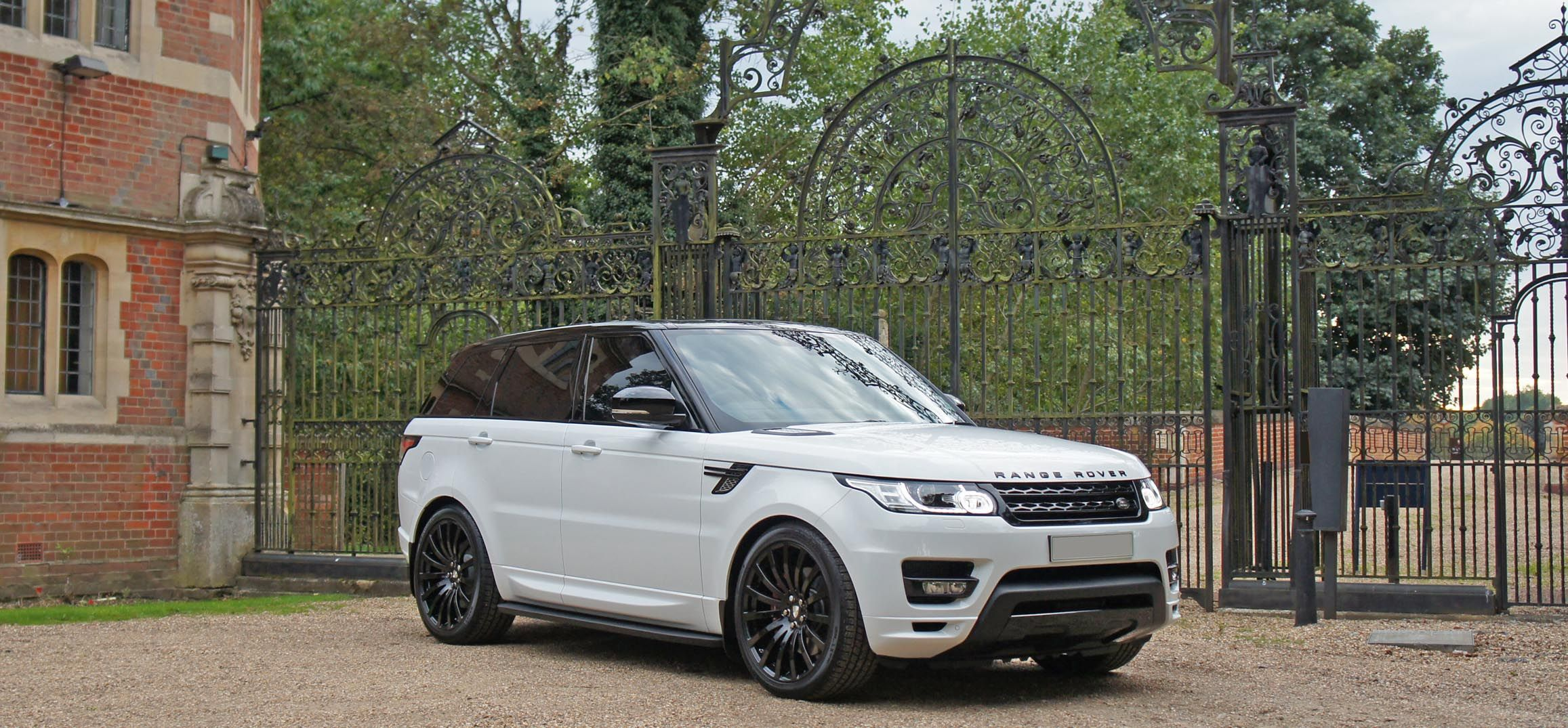 Land rover range rover sport 2014 onwards exterior revere london