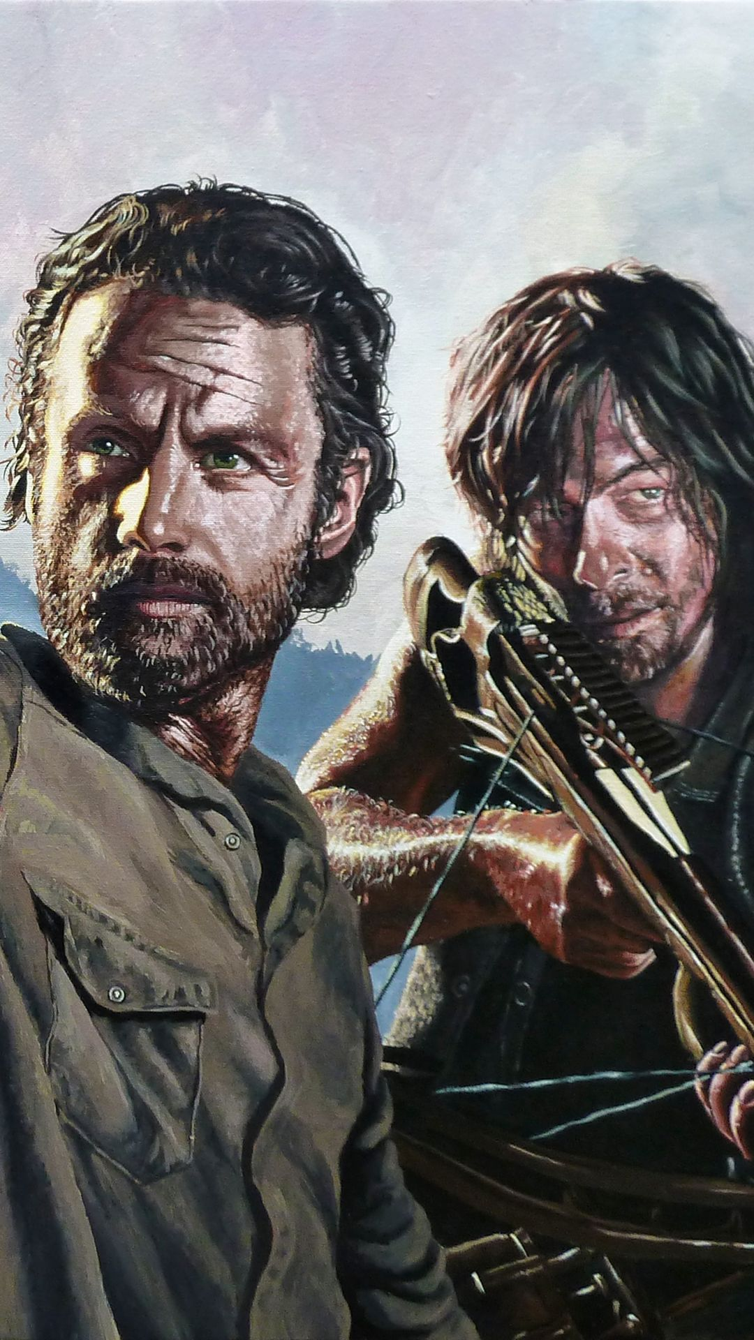 Pin by 🇩🇪LORDESS🇷🇺 on Walking dead Daryl dixon, Walking
