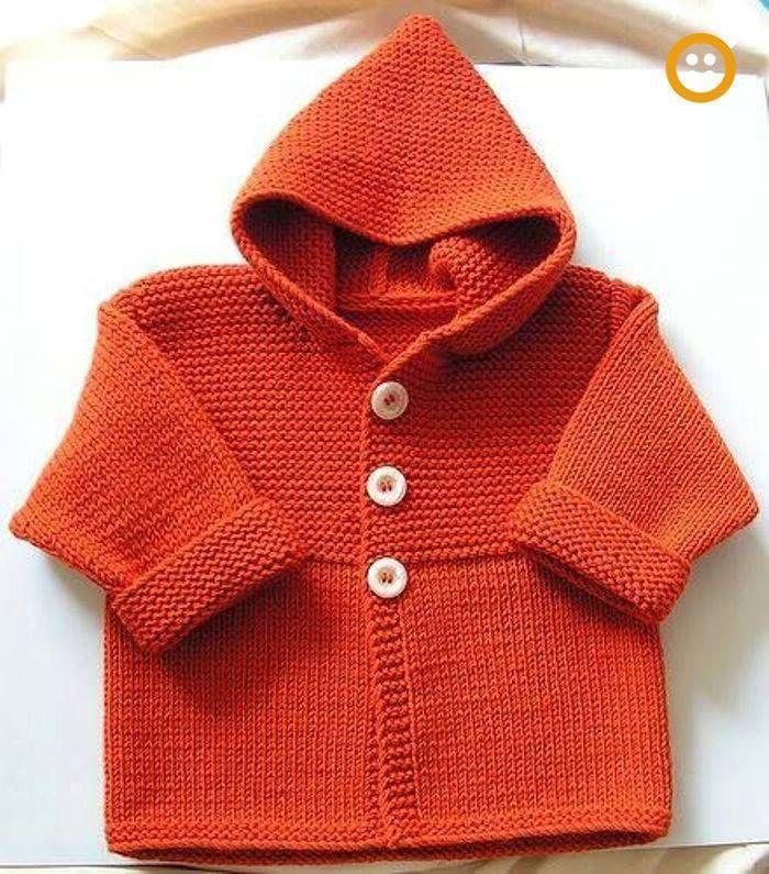 Erkek Bebek Kapşonlu Hırka Modelleri – Kapşonlu Erkek Bebek Hırkaları