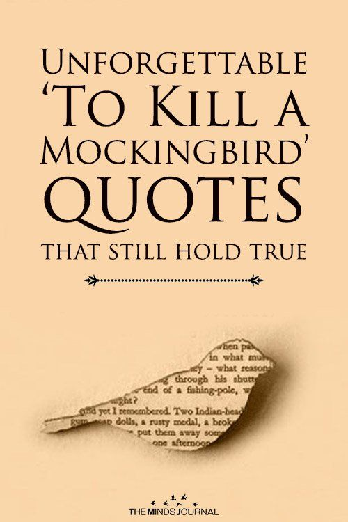 10 Unforgettable 'To Kill a Mockingbird' Quotes That Still Hold True