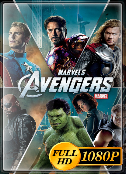 The Avengers Vengadores 2012 Full Hd 1080p Latino Mega Best Superhero Movies Avengers Movies Avengers